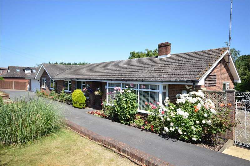 5 Bedrooms Detached Bungalow for sale in Raven Brook, Epping Road, Broadley Common, Essex, EN9