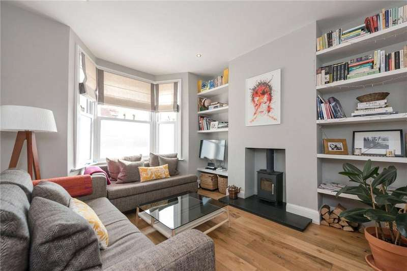 4 Bedrooms Terraced House for sale in Northcote Road, London, NW10