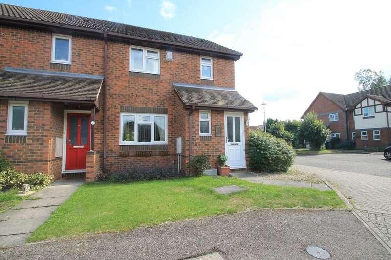 3 Bedrooms End Of Terrace House for sale in Watermead, Aylesbury