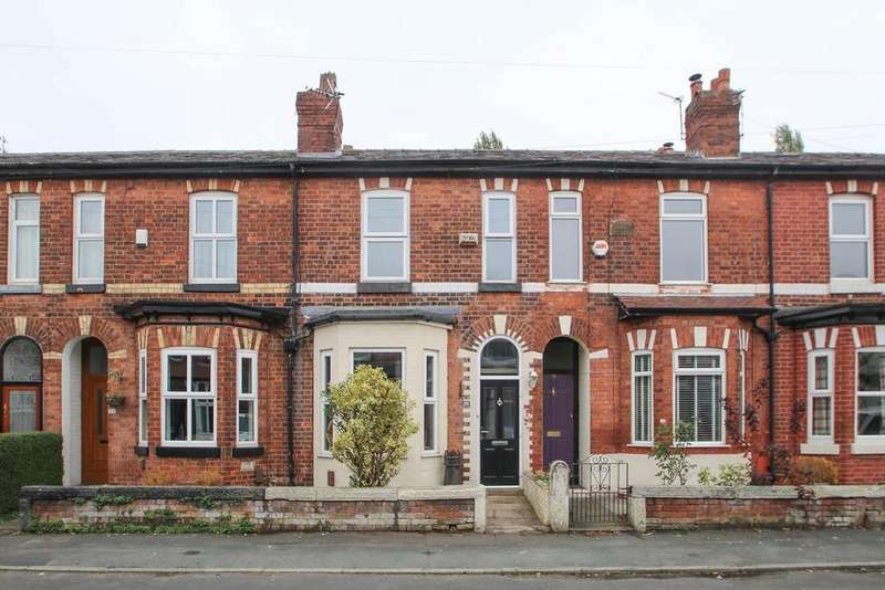 3 Bedrooms Terraced House for sale in North Grove, Urmston, Manchester, M41