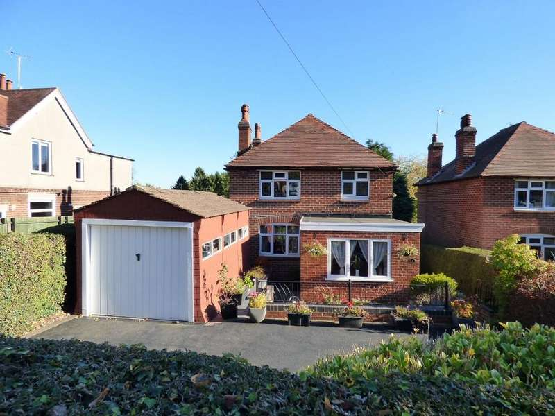 3 Bedrooms Detached House for sale in Windmill Lane, Ashbourne