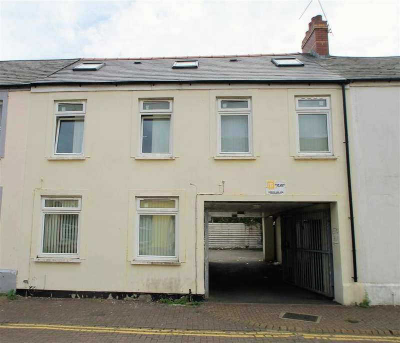 7 Bedrooms Block Of Apartments Flat for sale in Rhymney Street, Cardiff