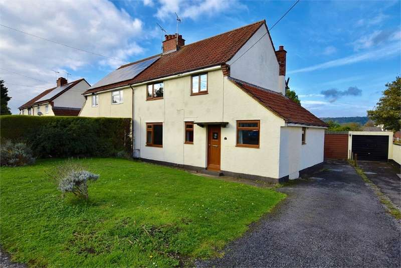 3 Bedrooms Semi Detached House for sale in Ridgeway, Nailsea, Bristol, North Somerset