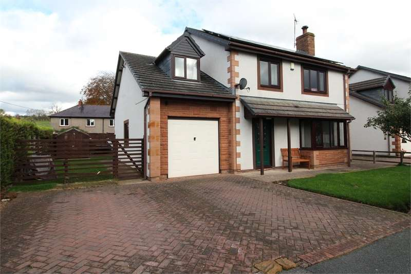 4 Bedrooms Detached House for sale in CA10 1NQ Low Mill, Langwathby, Penrith, Cumbria