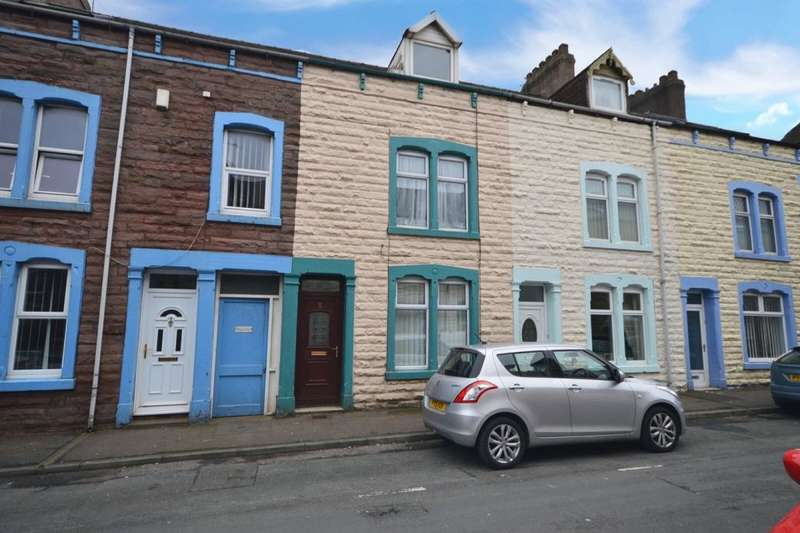 4 Bedrooms Property for sale in Dean Street, Workington, CA14