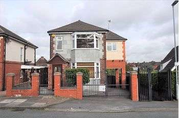 4 Bedrooms Detached House for sale in Palmers Green , Hartshill, Stoke-on-Trent, ST4 6AR