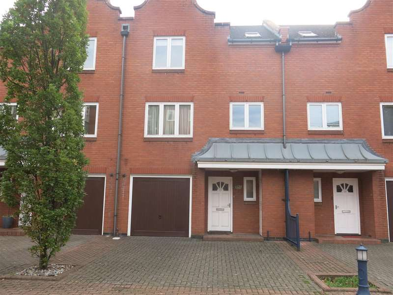 3 Bedrooms Town House for sale in Symphony Court, Birmingham