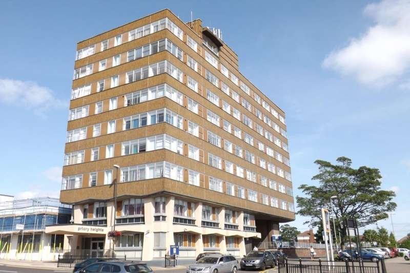 1 Bedroom Flat for sale in Church Street, Dunstable, LU5