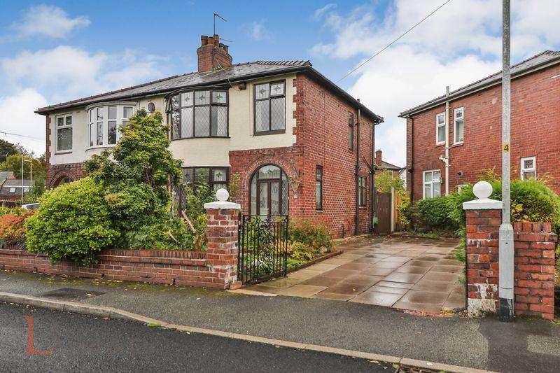 3 Bedrooms Semi Detached House for sale in Passmonds Crescent, Passmonds, Rochdale