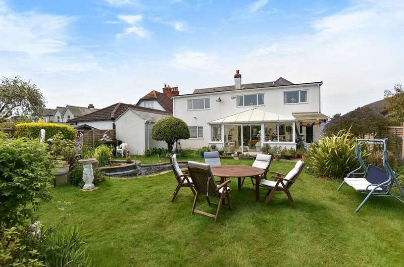 6 Bedrooms Detached House for sale in Havant Road, Hayling Island, PO11