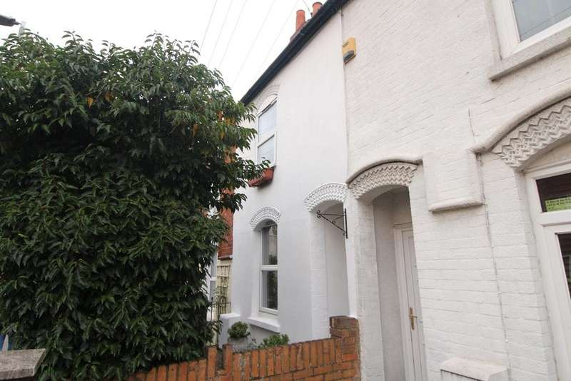 2 Bedrooms Terraced House for sale in Mount Pleasant, Reading