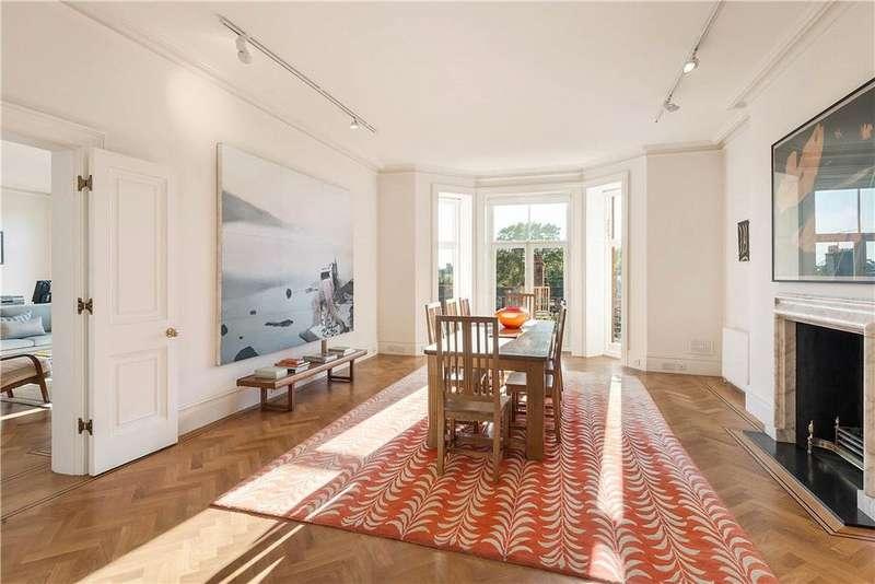 3 Bedrooms Flat for sale in Drayton Gardens, Chelsea, London, SW10