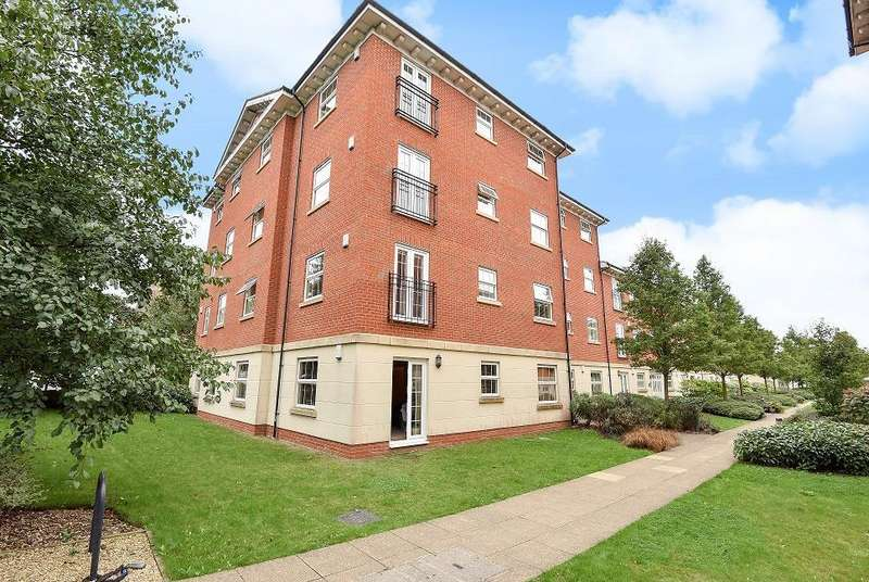 2 Bedrooms Flat for sale in Jago Court, Newbury, RG14