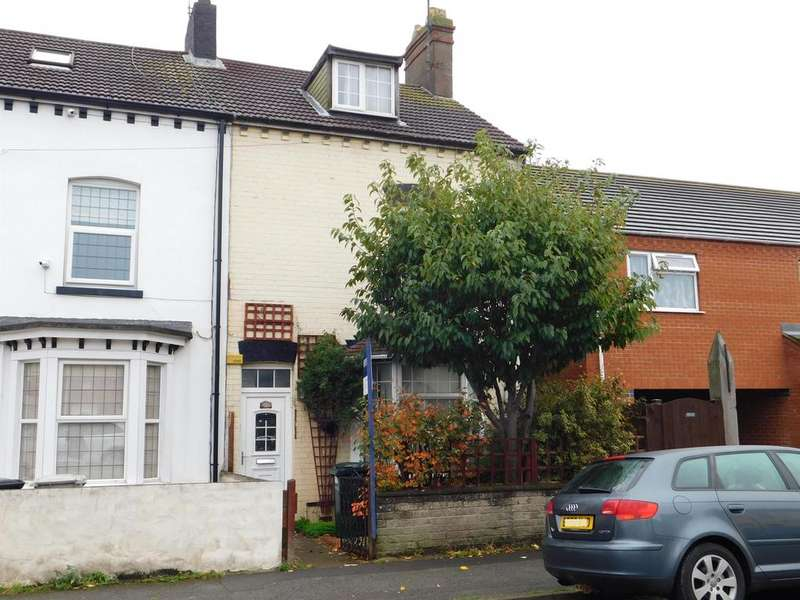 4 Bedrooms End Of Terrace House for sale in Alexandra Road, Skegness, Lincolnshire