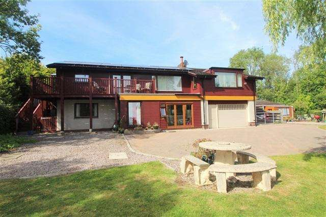 6 Bedrooms Detached House for sale in Dyke, Forres