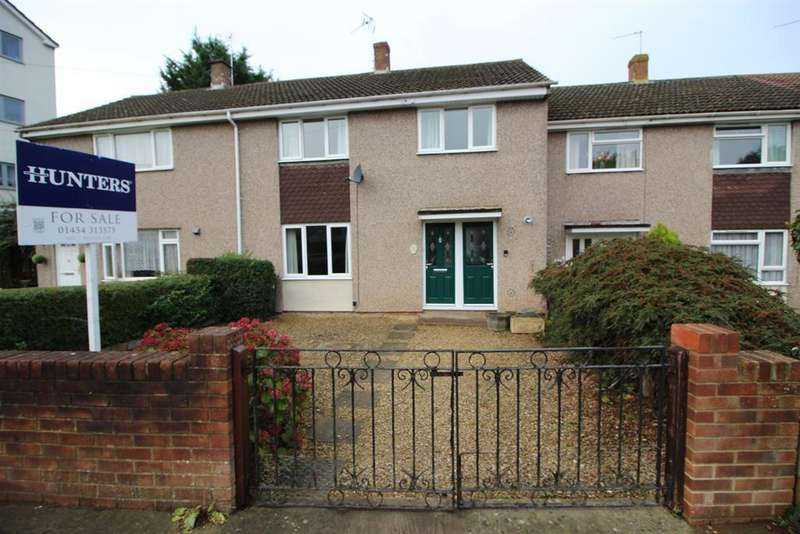 3 Bedrooms Terraced House for sale in Cranleigh Court Road, Yate, Bristol, BS37 5DP