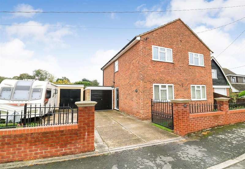 4 Bedrooms Detached House for sale in Manor Road, Hatfield Peverel, Chelmsford