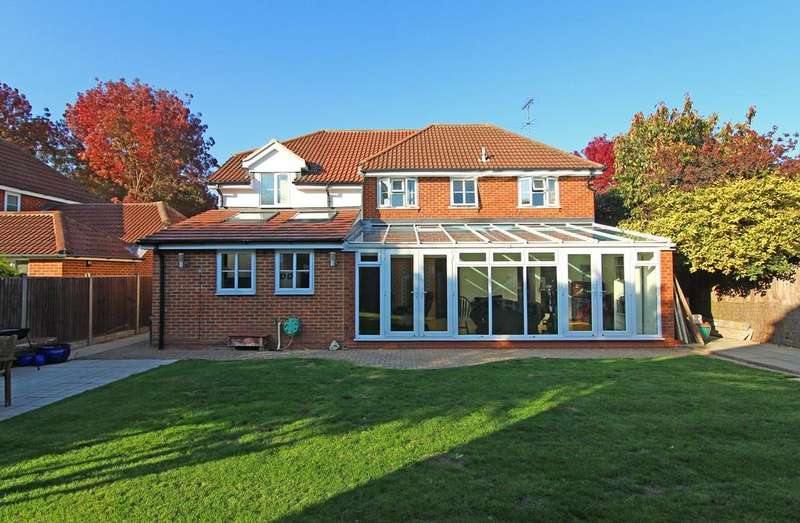 5 Bedrooms Detached House for sale in Alban Road, Letchworth Garden City, SG6