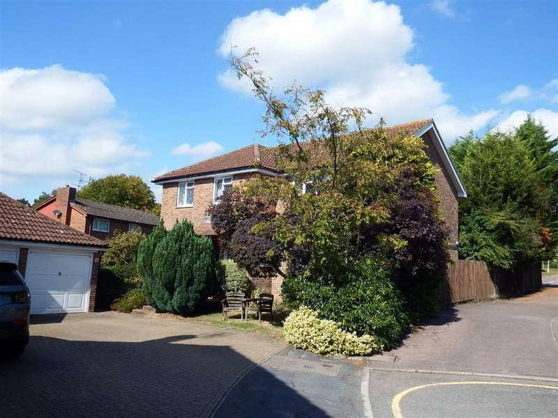 5 Bedrooms Detached House for sale in Boswell Gardens, Stevenage, Hertfordshire, SG1
