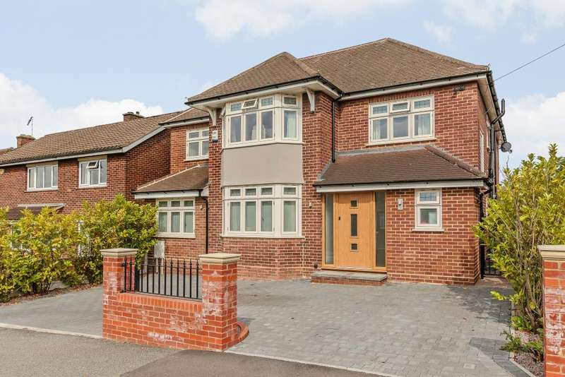 4 Bedrooms Detached House for sale in Gordon Road, Chelmsford