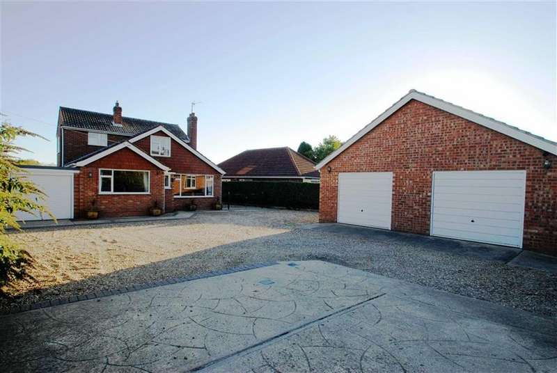 4 Bedrooms Detached House for sale in Swineshead Road, Wyberton Fen, Boston