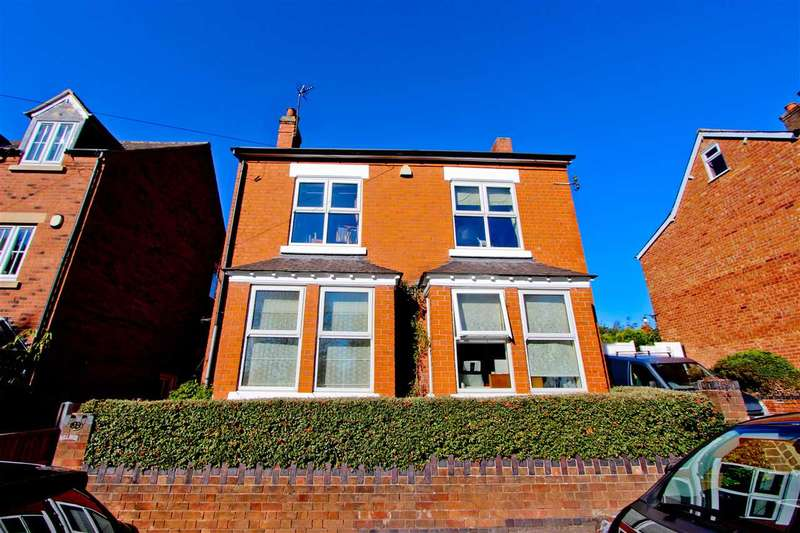 3 Bedrooms Detached House for sale in Hollow Road, Anstey