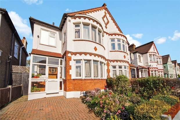 4 Bedrooms Semi Detached House for sale in Donnington Road, Willesden, London