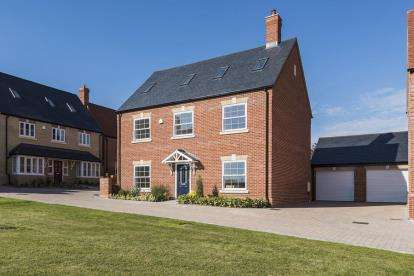 5 Bedrooms Detached House for sale in Victoria Heights, Melbourn