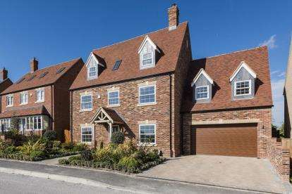 6 Bedrooms Detached House for sale in Victoria Heights, Melbourn