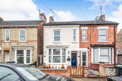2 Bedrooms Semi Detached House for sale in Gratton Road, Bedford, Bedfordshire, .