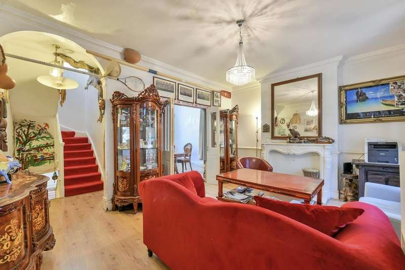 5 Bedrooms End Of Terrace House for sale in Harleyford Road, London SE11