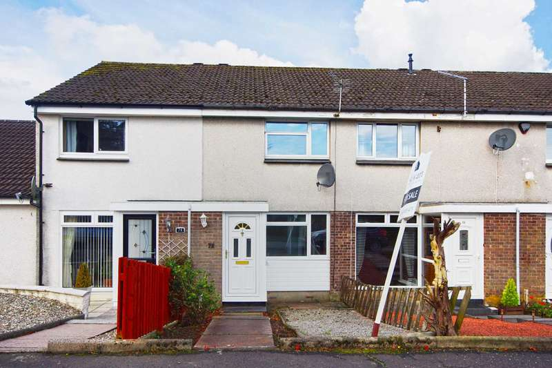 2 Bedrooms Terraced House for sale in Maxwood Road, Galston