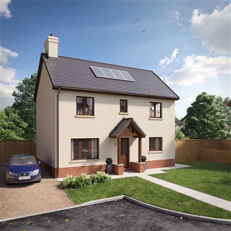 3 Bedrooms Detached House for sale in Mill Bay Development, Cilegrran, Pembrokeshire