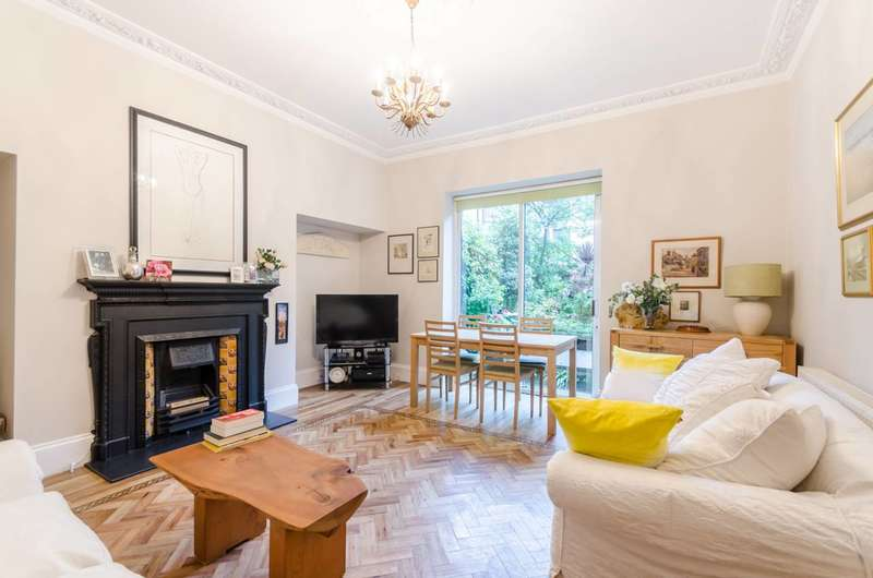3 Bedrooms Flat for sale in Westbourne Terrace Road, Little Venice, W2