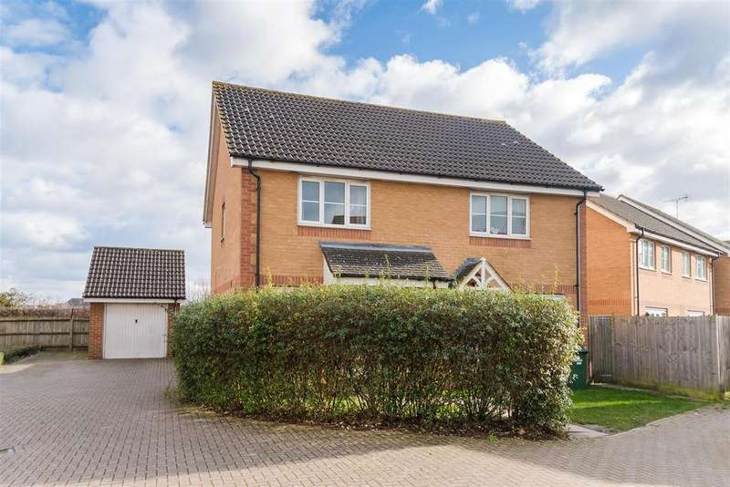 2 Bedrooms Semi Detached House for sale in Gowings Green, Cippenham