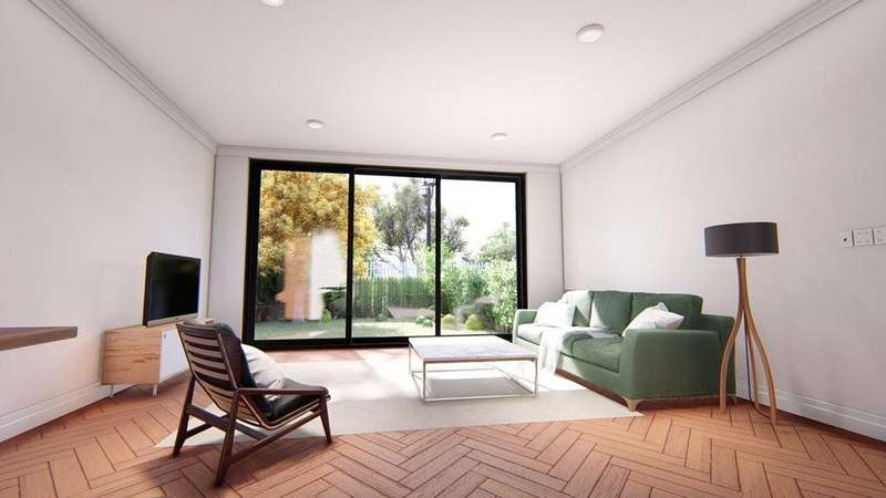 2 Bedrooms Flat for sale in Avondale Rise, Peckham Rye, London, SE15