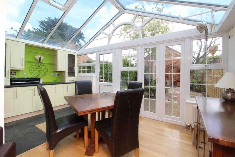 3 Bedrooms Terraced House for sale in Barncroft, Turvey, MK43