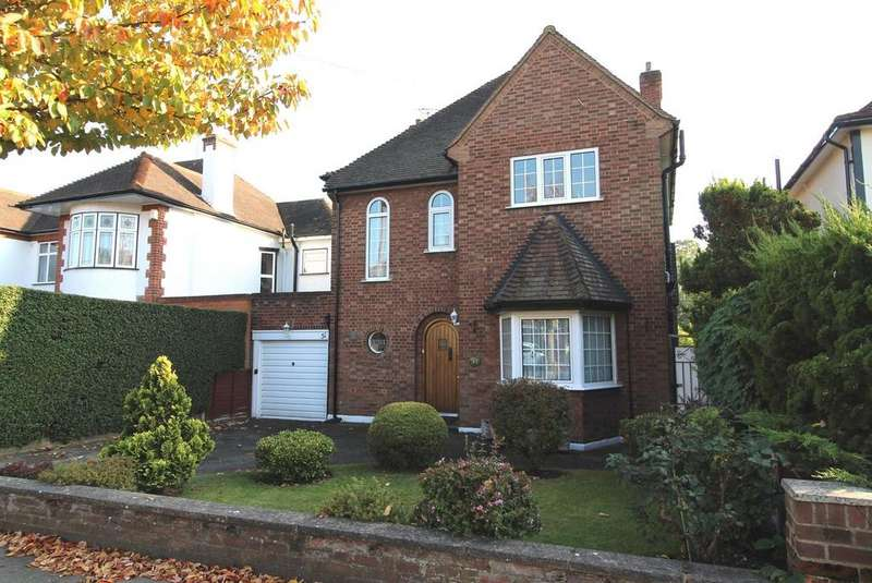 3 Bedrooms Detached House for sale in Parkland Avenue, Upminster, Essex, RM14