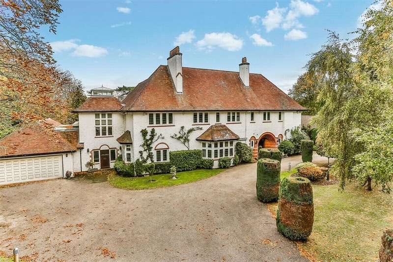 7 Bedrooms Detached House for sale in Webb Estate, Surrey