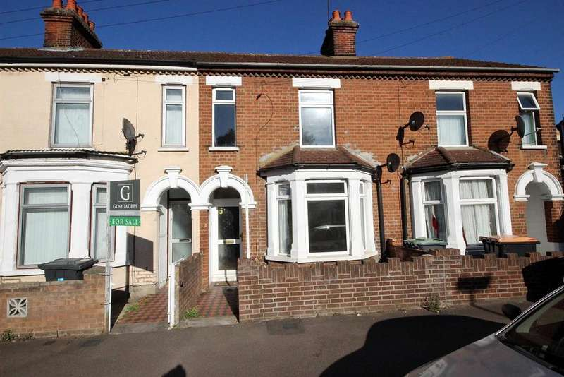 3 Bedrooms Terraced House for sale in Stafford Road, Bedford