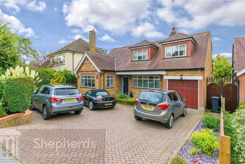 4 Bedrooms Detached Bungalow for sale in Baas Lane, Broxbourne, Hertfordshire, EN10