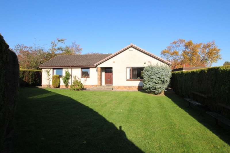 4 Bedrooms Detached Bungalow for sale in Myres Drive, Glenrothes, KY7