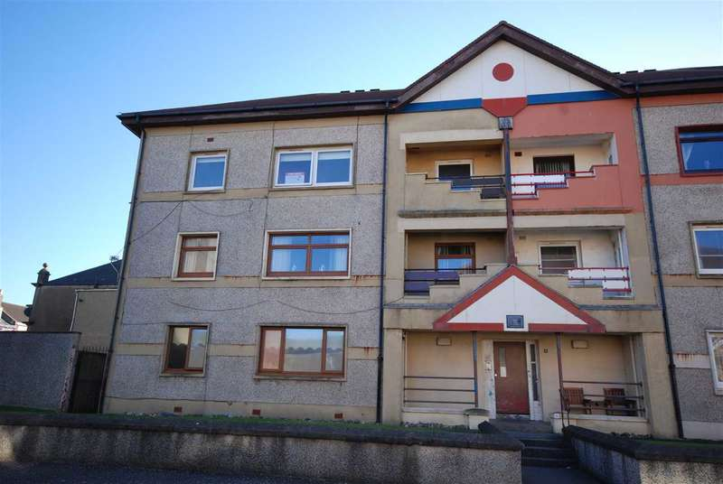 3 Bedrooms Apartment Flat for sale in Quay Street, Saltcoats