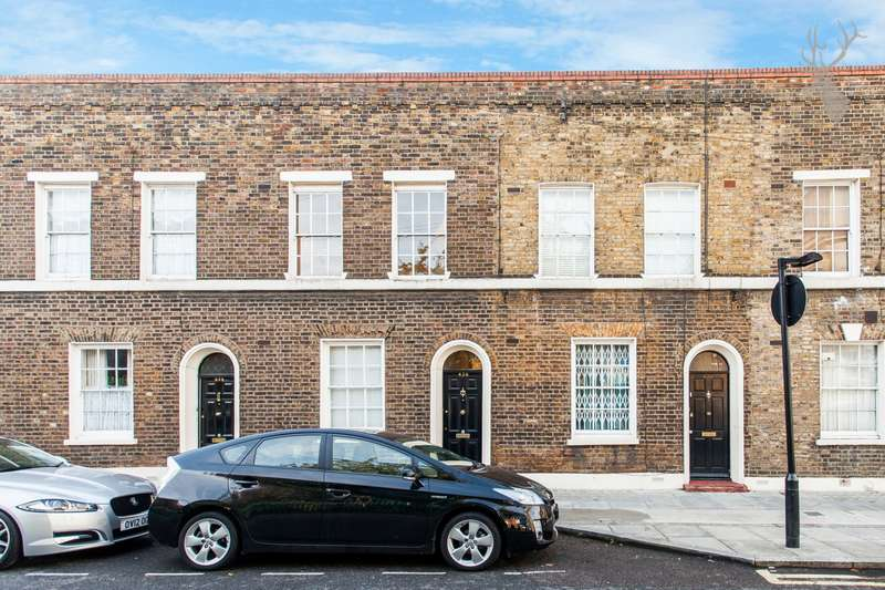 3 Bedrooms House for sale in Cable Street, Shadwell, E1W