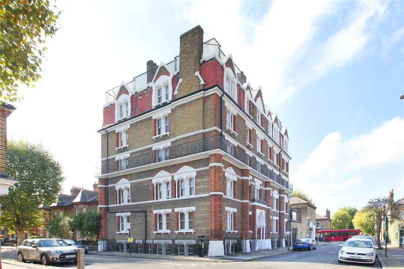 2 Bedrooms Flat for sale in Shaftesbury Park Chambers, Ashbury Road, London, SW11