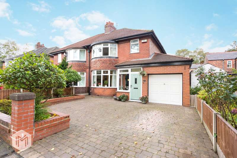 3 Bedrooms Semi Detached House for sale in Lumber Lane, Worsley, Manchester, M28