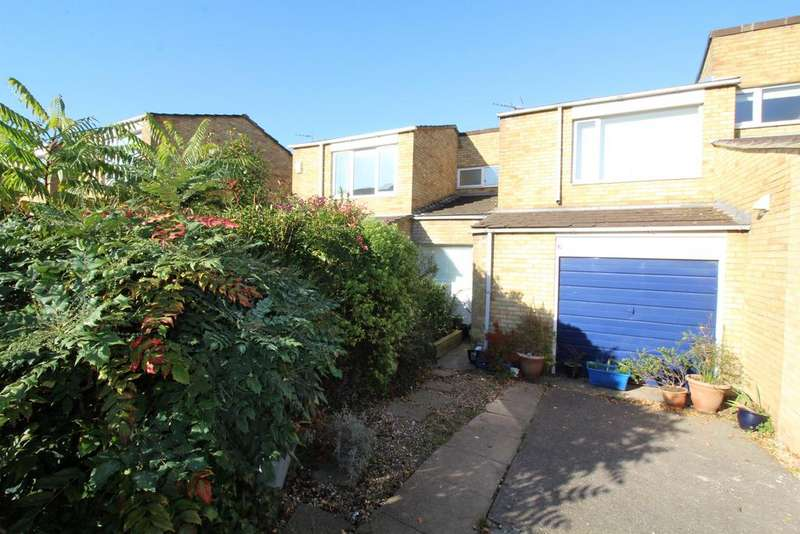 3 Bedrooms Terraced House for sale in Trendlewood Park, Bristol, BS16 1TE