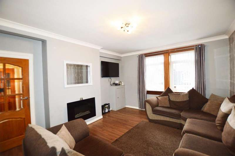 2 Bedrooms Ground Flat for sale in 60 Gateside Street, West Kilbride KA23 9BB