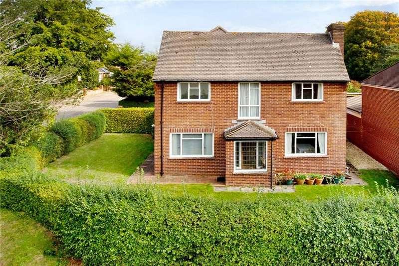 4 Bedrooms Detached House for sale in Rosebarn Avenue, Exeter, Devon, EX4