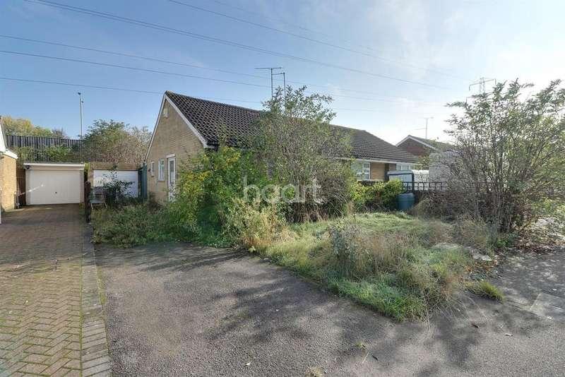 2 Bedrooms Bungalow for sale in Eldon Road, LU4